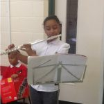 Playing music at the start of assembly