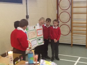 Year 4 explain what the Torah is.